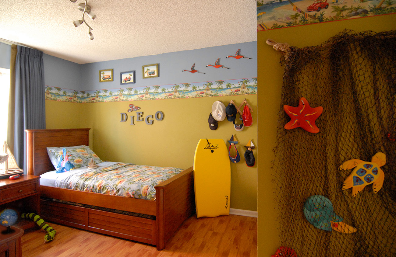 Kid Room - Interior Design by Anamaria Atias Design