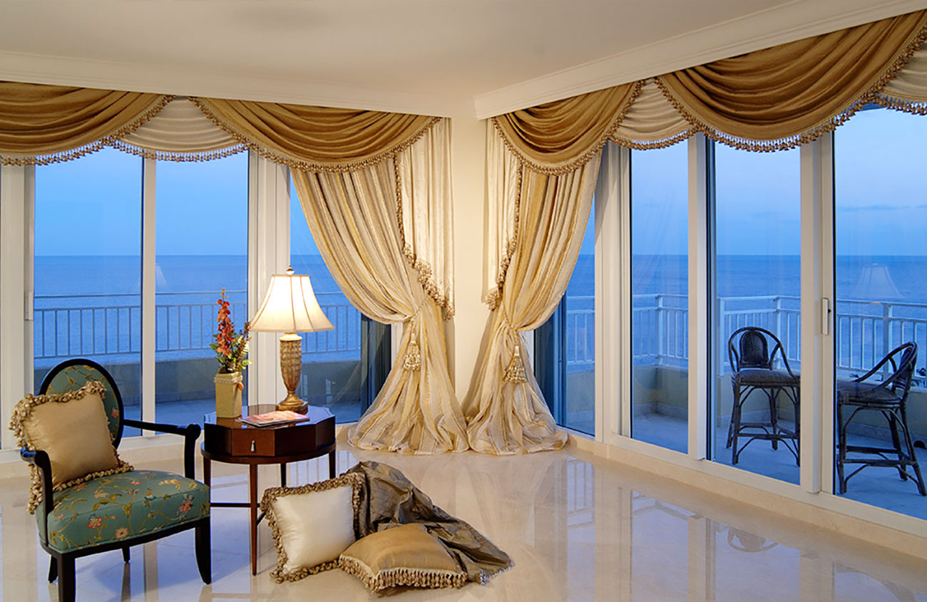 Ocean Club - Interior Design by Anamaria Atias Design